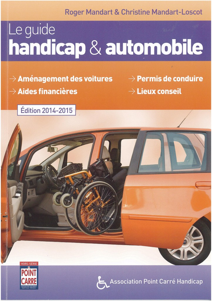 Le guide handicap & automobile